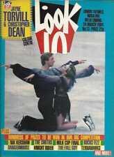 LOOK-IN MAGAZINE 1984 #13 - TORVILL & DEAN CENTRE, ANDY ROURKE, NIK KERSHAW