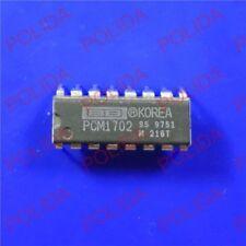 1PCS Audio D/A Converter IC BB/TI DIP-16 PCM1702P PCM1702 100% Genuine and New