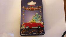STARS 'n CARS SERIES #9 MIKE SULLEY (Monster inc) LE Disney PARIS DLRP 2010 PIN