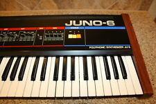 Roland Juno-6 Synthesizer Vintage synthesizer SERVICED 1 YEAR AGO