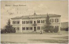 MERATE - PALAZZO MUNICIPALE (LECCO) 1915