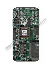 Circuit Board iPhone X Decal Skin + Camera Protection