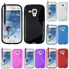 S-Line TPU Gel Soft Silicone Case High Quality for Series Samsung Models