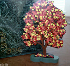 AUTUMN TREE ACC09 Shelia's MINT IN BOX Made in Charleston SC NICE FOR HALLOWEEN