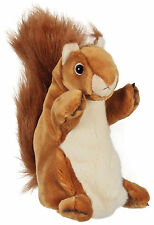 The Puppet Company - Long-Sleeved Glove Puppets - Red Squirrel