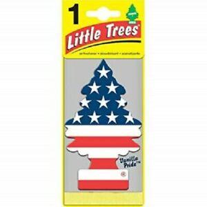 144 x Little Trees Air Freshener Car Scent Vanilla Pride