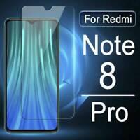 For Xiaomi Redmi Note 8/8 Pro Premium Tempered Glass Screen Protectors - 2 Pcs