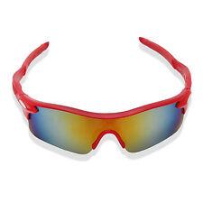 Gafas de Sol UV 400 deportivas Ciclismo Polimero de Carbono MTB Bicicleta 4572rj