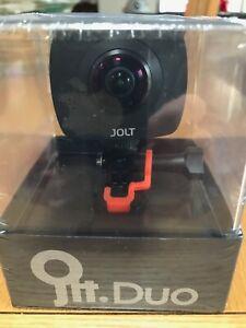 Jolt 360° Duo Gigabyte Camera BNIB