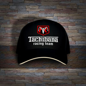 Japan Masked Kamen Rider Tachibana Racing Team Club Embroidered Cap Hat