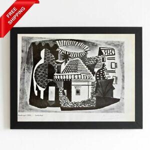 Pablo Picasso - Landscape, Original Hand Signed Print with COA