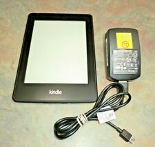 "Amazon Fire Paperwhite 2 E-Reader 4GB 6th DP75SDI Wifi 6"" Power Cable Bundle"