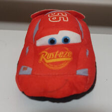 DISNEY CARS LIGHTNING MCQUEEN PLUSH TOY! SOFT TOY ABOUT 11CM LONG KIDS TOY!!
