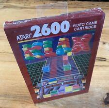 BRAND NEW Atari 2600 Game KLAX Boxed & SEALED BNS NIB CIB CX26192
