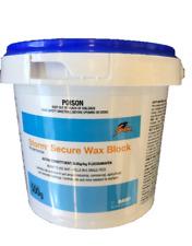 Storm Secure Wax Block Rodenticide - Rat / Mouse Bait 3kg
