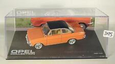 Opel Collection 1/43 Opel Kadett A Coupe (1962 - 1965) in Plexi Box #7175