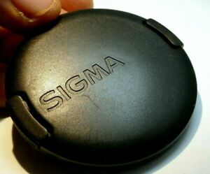Sigma 55mm Lentille Avant Casquette Original OEM (Noir)
