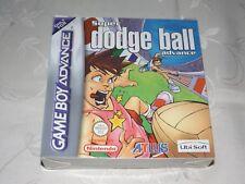 SUPER DODGE BALL ADVANCE - GAME BOY ADVANCE