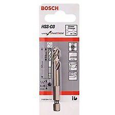 Bosch Broca piloto cambio de alimentación Holesaw Metal de hoja serrucho HSS-Co 65 mm 2608584750
