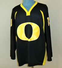 Oregon Ducks Hockey jersey - team issued/worn - Tough to Find - Ot Size 54