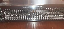 Toa 1000 Series E-1231 Graphic Equalizer Eq