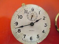 Antique Ansonia Clock movement  works