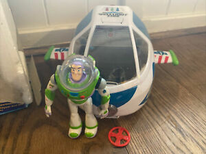 Disney Thinkway Buzz Lightyear Space Explorer 1995--lots listed