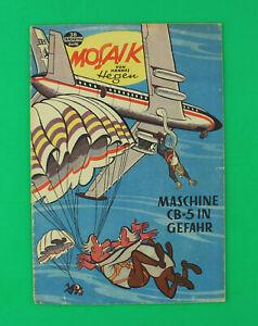 WIPA Original Mosaik Digedags Nr. 38 Z. 3+ GUT!