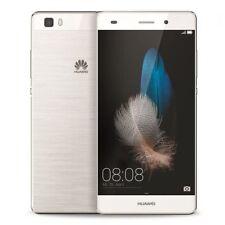 Teléfonos móviles libres Android Huawei color principal blanco