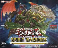 Spirit Warriors Yu-gi-oh Cards 1st Edition NEAR MINT Take Your Pick New