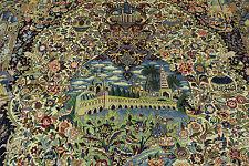 En Exclusivité Sherkat Farsh Collection av. Soie Tapis Persan D'Orient 4,00 X