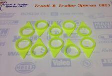 32mm Wheel Nut Indicator Qty x 20 ( wheel nut check point ) Van, Truck & Trailer
