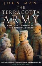 [ THE TERRACOTTA ARMY BY MAN, JOHN](AUTHOR)PAPERBACK, Man, John, New Book
