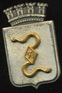 insigne 30 groupement de camp( drago paris G 2704 ) 160