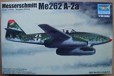 TRUMPETER® 01318 Messerschmitt Me262 A-2a in 1:144
