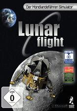 Lunar Flight - The Lunar ferries Simulator (PC/Mac, 2014, DVD Box) New