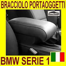 BMW Serie 1 - E87 - bracciolo con portaoggetti per  - vedi tappeti auto- qualità