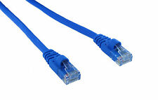 100 ft Feet RJ45 CAT6 LAN Network Cable for Ethernet Router Switch(CAT6-100BLU)