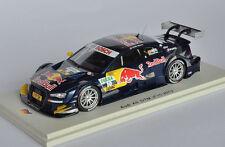 SPARK Audi A5 DTM No.10 2012 Miguel Molina  SG046 1/43 - L.E. 300 pcs