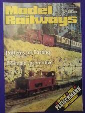 MODEL RAILWAYS - CASTING - September 1979