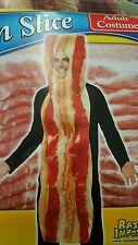 Bacon Slice Costume Rasta Imposta OSFM Funny Gag Gift 7192