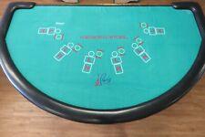 Genuine Pai Gow Poker Layout Paris Las Vegas