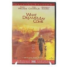 What Dreams May Come Dvd Pg-13 Ntsc 5.1 2.0 Dual Interactive Menu