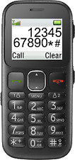 ZTE EASYCALL 3 - T303 FM Radio Torch Easy Big Button Senior Phone Blue Tick