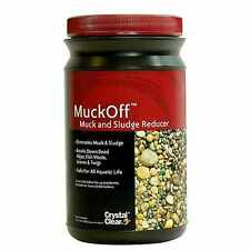 Crystal Clear MuckOff 96 ct. Tablets by Airmax, CC040-96 -muck-sludge-clarifier