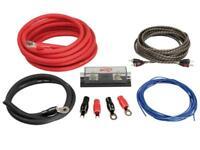 ACV Endstufeneinbaukit LK-35 LK35 Endstufen Verstärker Kabelset Kabelkit 35mm²