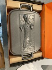 *IN HAND* Le Creuset Star Wars Han Solo Roaster *SOLD OUT*