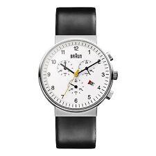 Braun Classic Men's Chronograph BN0035WHBKG