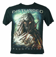 Disturbed Medium Size M New! T-Shirt (Immortalized) 1516