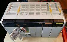 Omron CQM1 CPU21 +PA203 + OC222 USADO impecable
